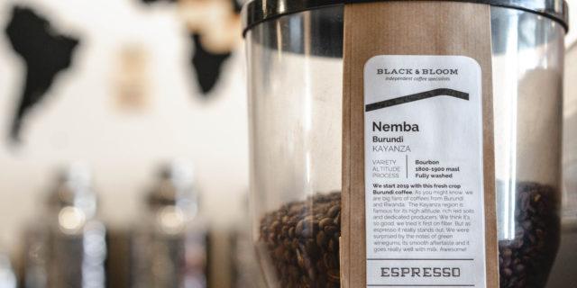 Espresso: Burundi Nemba