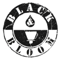 Black and Bloom Logo